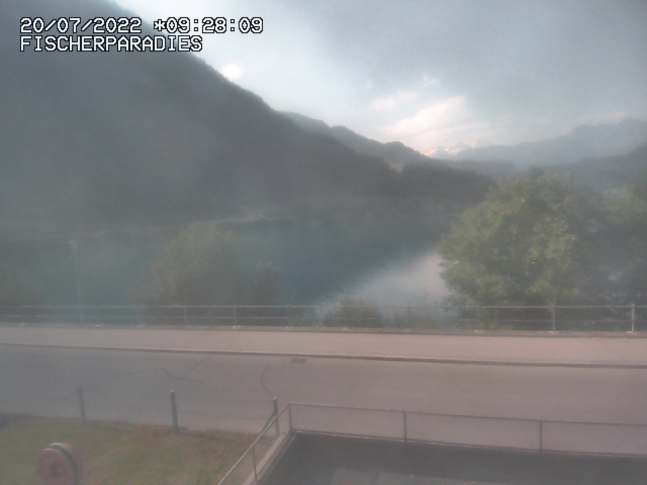 Webcam Fischerparadies